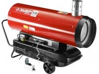 """Пушка ЗУБР """"МАСТЕР"""" дизельная тепловая, 220В, 52,0кВт, 1800 м.куб/час, 55,5л, 3,6кг/ч, дисплей, продувка камеры, датчик уровня топлива ДПН-К9-52000-Д"""