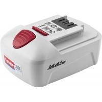 Батарея ЗУБР аккумуляторная литиевая для шуруповертов, 1,5А/ч, 14,4В ЗАКБ-14.4-Ли