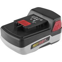 Батарея ЗУБР аккумуляторная для дрелей-шуруповертов, 1,7А/ч, 18,0В ЗАКБ-18 L17