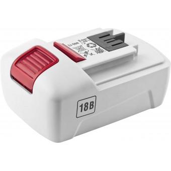 Батарея ЗУБР аккумуляторная литиевая для шуруповертов, 1,5А/ч, 18В ЗАКБ-18-Ли