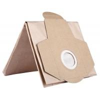 Мешок ЗУБР для пылесосов бумажный одноразовый, 5шт ЗМБ