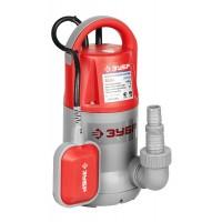 Насос ЗУБР погружной для чистой воды, пропускная способность 240 л/мин, 550Вт ЗНПЧ-550
