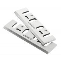 Нож ЗУБР для рубанка электрического, 110мм, 2шт ЗРЛ-110