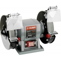Станок ЗУБР точильный, диск 150х20х32мм, 2950об/мин, 150Вт ЗТШМ-150