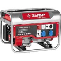 Генератор ЗУБР бензиновый, 4-х тактный, ручной пуск, 220/12В, 3000/3500Вт ЗЭСБ-3500