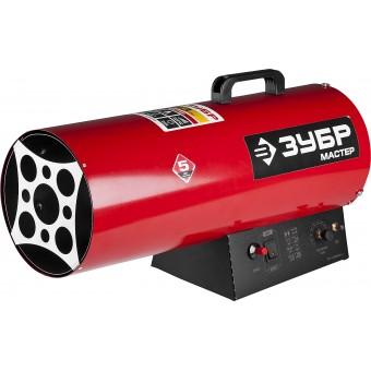 "Пушка ЗУБР ""МАСТЕР"" тепловая, газовая, 220 В, 33,0 кВт, 760м.куб/час, 2,6кг/ч ТПГ-33000_М2"