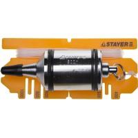 """Отвес STAYER """"PROFI"""" строительный со шнуром, с противоударными ободками, 800 г 06352-80"""