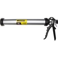 """Пистолет для герметика STAYER """"PROFESSIONAL"""" 0673-60, закрытый, алюминиевый корпус, 600мл 0673-60"""