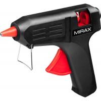 MIRAX. Пистолет клеевой (термоклеящий) электрический, 60Вт/220В, 11мм 06805