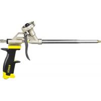 """Пистолет """"PROGun"""" для монтажной пены, металлический корпус, STAYER Professional 06861_z01"""