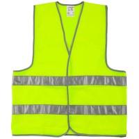 """Жилет сигнальный STAYER """"MASTER"""", желтый, размер XL (50-52) 11620-50"""