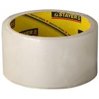 Клейкая лента, STAYER Master 1204-50, прозрачная, 48мм х 60м 1204-50