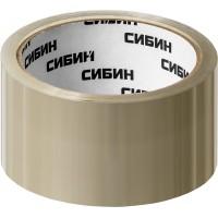 Клейкая лента, DEXX 12055-50-50, упаковочная, прозрачная, 40мкм, 48мм х 50м 12055-50-50_z01