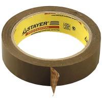 Клейкая лента STAYER Master 1207-25, коричневая, 25мм х 60м 1207-25