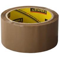 Клейкая лента, STAYER Master 1207-50, коричневая, 48мм х 60м 1207-50