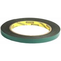 Двухсторонняя клейкая лента на вспененной основе, STAYER Professional 12233-09-05, черная, 9мм х 5м 12233-09-05