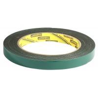 Двухсторонняя клейкая лента на вспененной основе, STAYER Professional 12233-12-05, черная, 12мм х 5м 12233-12-05