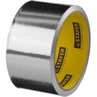Алюминиевая лента, STAYER Professional 12268-50-10, до 120°С, 50мкм, 50мм х 10м 12268-50-10