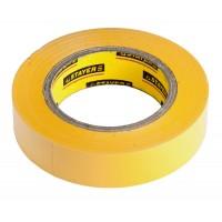 Изолента, STAYER Profi 12292-Y-15-10, ПВХ, на карточке, 15 мм х 10 м х 0,18мм, желтая 12292-Y-15-10