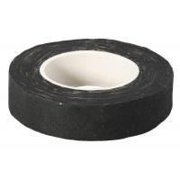 Изолента ЗУБР на хлопчатобумажной основе, чёрная, 18мм х 9м 1231-11