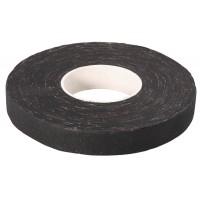 Изолента ЗУБР на хлопчатобумажной основе, чёрная, 18мм х 33м 1231-25