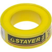 "Фумлента STAYER ""MASTER"", плотность 0,25 г/см3, 0,075ммх12ммх10м 12360-12-025"