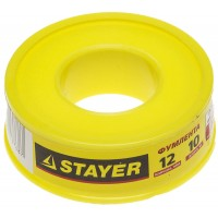 "Фумлента STAYER ""MASTER"", плотность 0,40 г/см3, 0,075ммх12ммх10м 12360-12-040"