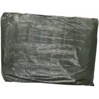 """Тент-полотно STAYER """"PROFI"""" универсальный,из тканого полимера высокой плотности 90 г/м3,с люверсами,водонепроницаемый, 6мх8м 12562-06-08"""