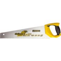 "Ножовка STAYER ""PROFI"" ""COBRA"" GX700, трехгранный японский зуб, импульсная закалка, 2-х комп ручка, 7 TPI, 450мм 1513-45_z02"