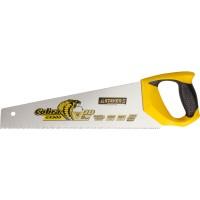 "Ножовка STAYER ""PROFI"" ""COBRA"" GX900, трехгранный японский зуб, импульсная закалка, 2-х комп ручка, 9 TPI, 450мм 1514-45_z02"