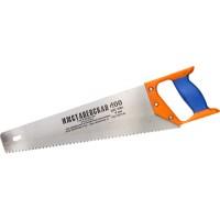 """Ножовка """"ИЖ"""" """"ПРЕМИУМ"""" по дереву с двухкомпонентной пластиковой рукояткой, шаг 4мм, 400мм 1520-40-04_z01"""