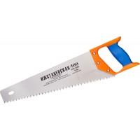 """Ножовка """"ИЖ"""" """"ПРЕМИУМ"""" по дереву с двухкомпонентной пластиковой рукояткой, шаг 5мм, 400мм 1520-40-05_z01"""