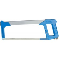 Ножовка по металлу ЗУБР ПРО-700, металлическая рукоятка, натяжение 170 кг, 300 мм 1578_z01