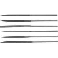 Набор DEXX: Надфили, улучшенная инструментальная сталь У10, 6шт 1604-H6