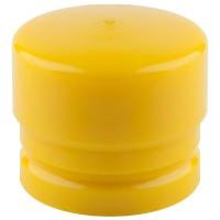 """Боек ЗУБР """"ЭКСПЕРТ"""" сменный, для безинерц молотков арт. 2043-40, желтый, средней твердости, для металлообработки, 40мм 20431-40-3"""