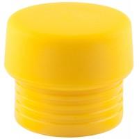 """Боек ЗУБР """"ЭКСПЕРТ"""" сменный, для сборочных молотков арт. 2044-50, желтый, средней твердости, для металлообработки,50мм 20443-50-3"""