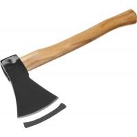 Топор MIRAX кованый с деревянной рукояткой, 1000г 2060-10_z01