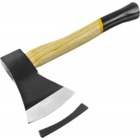 """Топор STAYER """"MASTER"""" кованый с деревянной рукояткой, 1,3кг 20610-13"""
