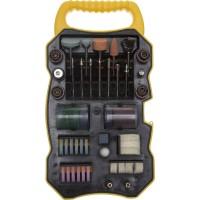 """Набор мини-насадок STAYER """"MASTER"""" для гравировальных машин, 82 предмета, пластиковый кейс 29901-H82"""