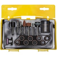 """Набор мини-насадок STAYER """"MASTER"""" для гравировальных машин, 67 предметов, пластиковый кейс 29903-H67"""