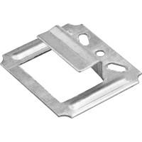 Крепеж ЗУБР для блок-хауса оцинкованный, 8,0мм, 25шт 3085-08