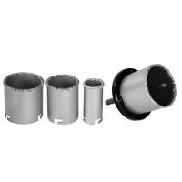 Набор KRAFTOOL: Коронки кольцевые с напылением из карбида вольфрама, 4 шт, 33-53-67-73мм 3340_z01
