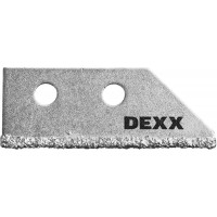 Лезвие DEXX сменное с карбидным напылением для скребка 33413, 1шт 33413-S1
