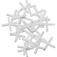 Крестики для кафеля, 2,5мм, STAYER 3380-2,5, 200шт 3380-2,5