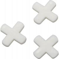 Крестики для кафеля, 6мм, STAYER 3380-6, 75шт 3380-6