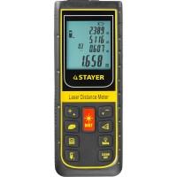 Дальномер PRO-Control лазерный, дальность 100м, точность 2мм, STAYER Professional 34959 34959