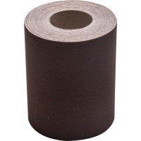 Шлиф-шкурка водостойкая на тканевой основе в рулоне, № 10 (Р 120), 35503-10-200, 200мм x 20м 35503-10-200