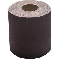 Шлиф-шкурка водостойкая на тканевой основе в рулоне, № 25 (Р 60), 35503-25-20, 200мм x 20м 35503-25-200