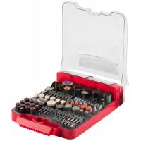 Набор мини-насадок ЗУБР для гравировальных машин, 238 предметов 35902-H238