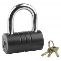 """Замок ЗУБР """"МАСТЕР"""" навесной, повышенной защищенности, дисковый механизм секрета, ключ 7 """"пинов"""", 82 x 46 мм 3720-21_z01"""